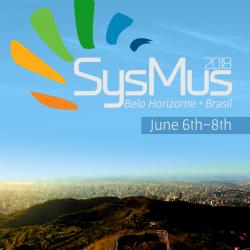SysMus18 - Belo Horizonte, Brazil