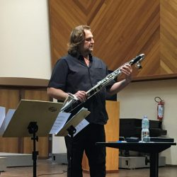 Clarinet Seminar with Luis Afonso Montanha