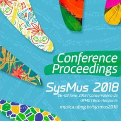 Proceedings for SysMus18