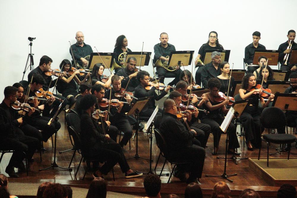Concerto na Reitoria da UFMG
