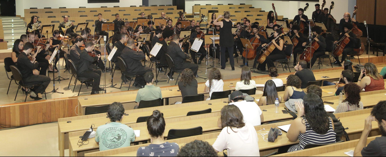 Concerto no Projeto VivaMúsica