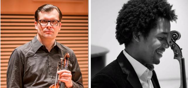 IV Jornada Concertistas em Pauta: violino e viola