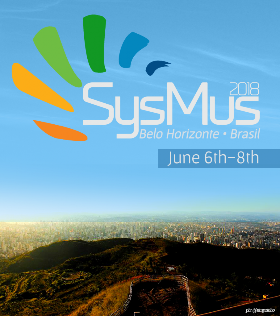 SysMus 2018 Flyer