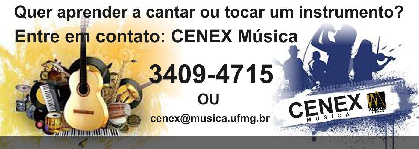 Venha Estudar Música na UFMG